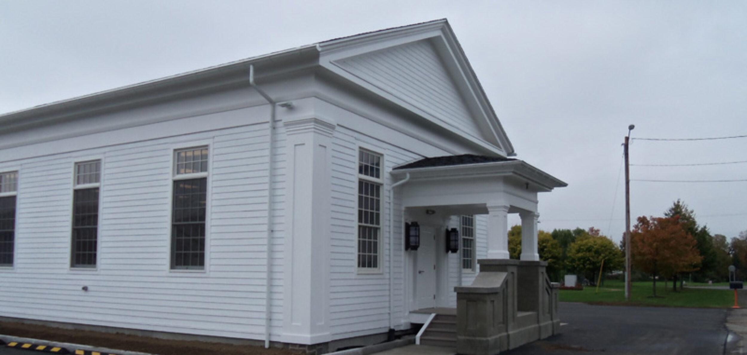 Iversen Construciton Hopewell Townhall Ny Municipal