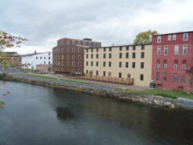 Iversen Construction Birkett Landing Waterfront View Historic Restration