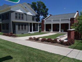 Iversen Construction Centennial Center For Leadership Hobart Williams Smith Geneva Ny Historic Restoration