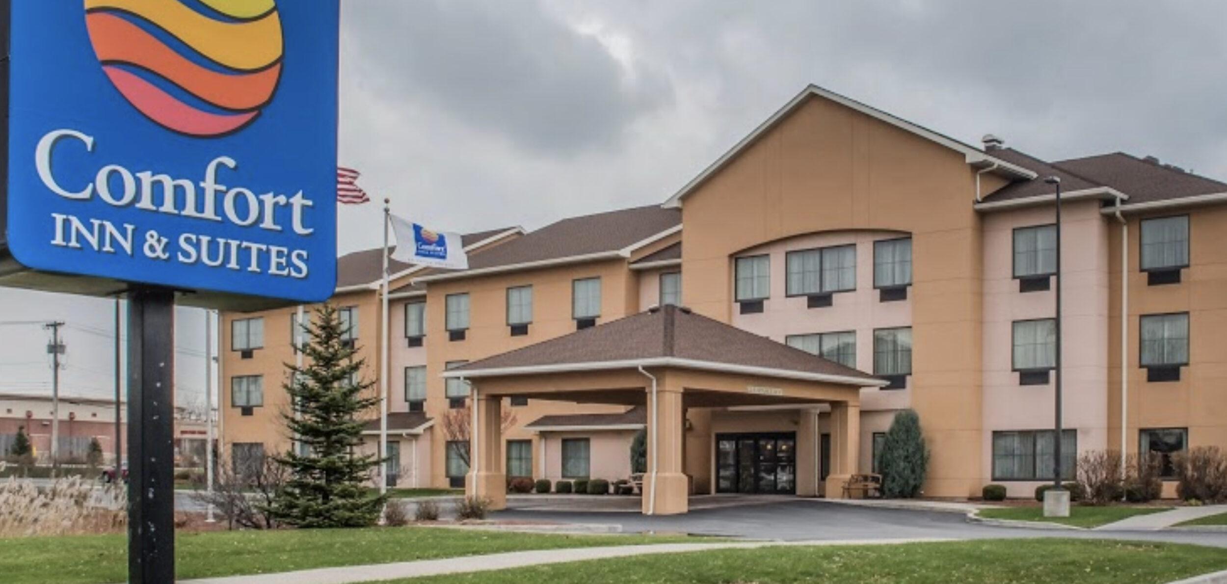 Iversen Construction Comfort Inn And Suites Farmington Ny Hospitality