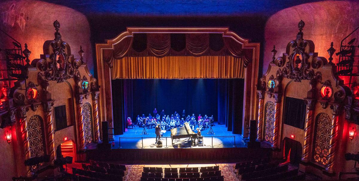 Iversen Construction Smith Opera House Geneva Ny Interior